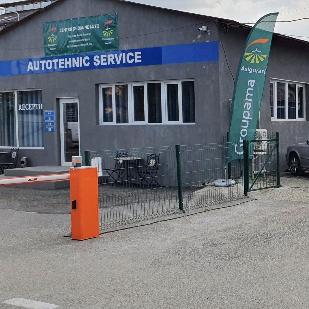 Receptie Autotehnic Service Auto
